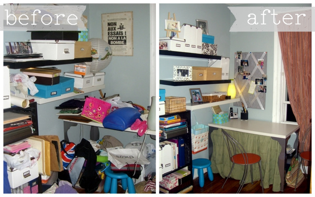 Office Organization Ideas Space For Living Organizing