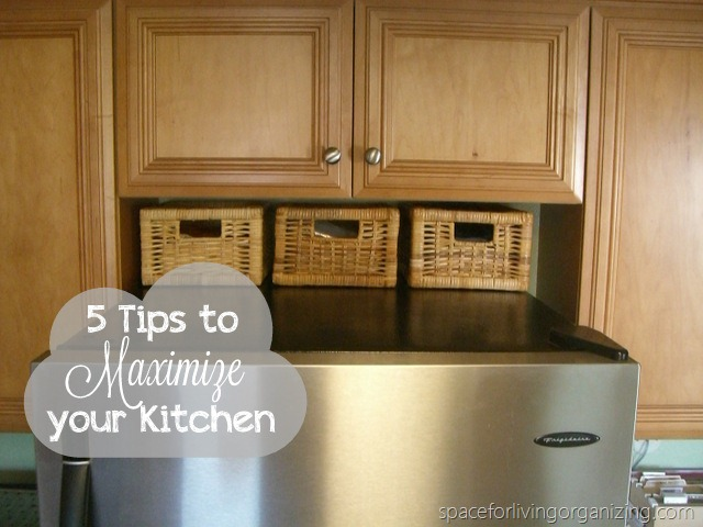 5 Tips To Solve A Small Pantry Problem