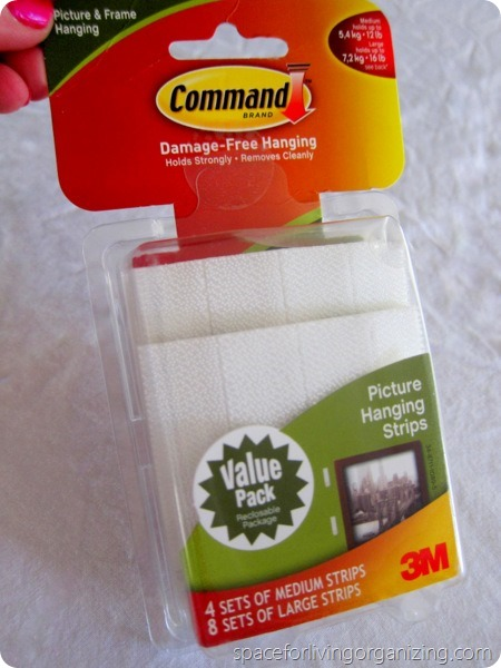 Picture Hanging Strips